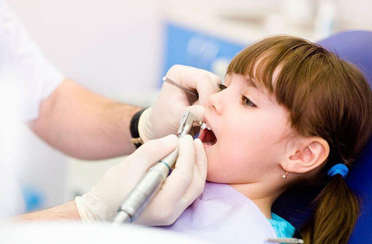 Odontopediatría. Los niños y el dentista